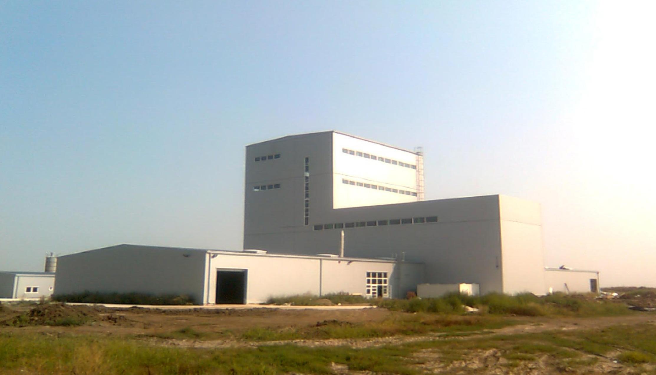 Fabrica De Nutrețuri Combinate Crevedia
