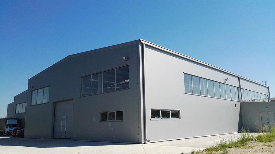 Fabrică De Producție Garnituri Industriale Bacău