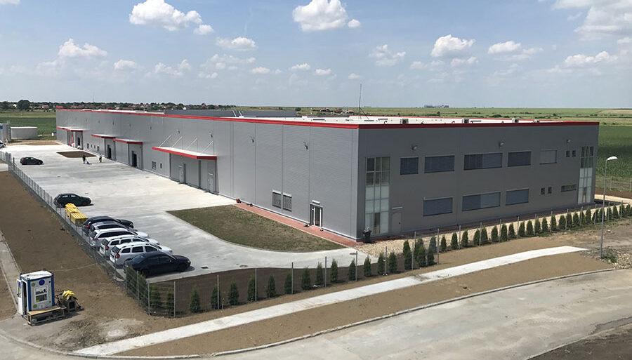 Parc Industrial Sânandrei ARTEMIS 1