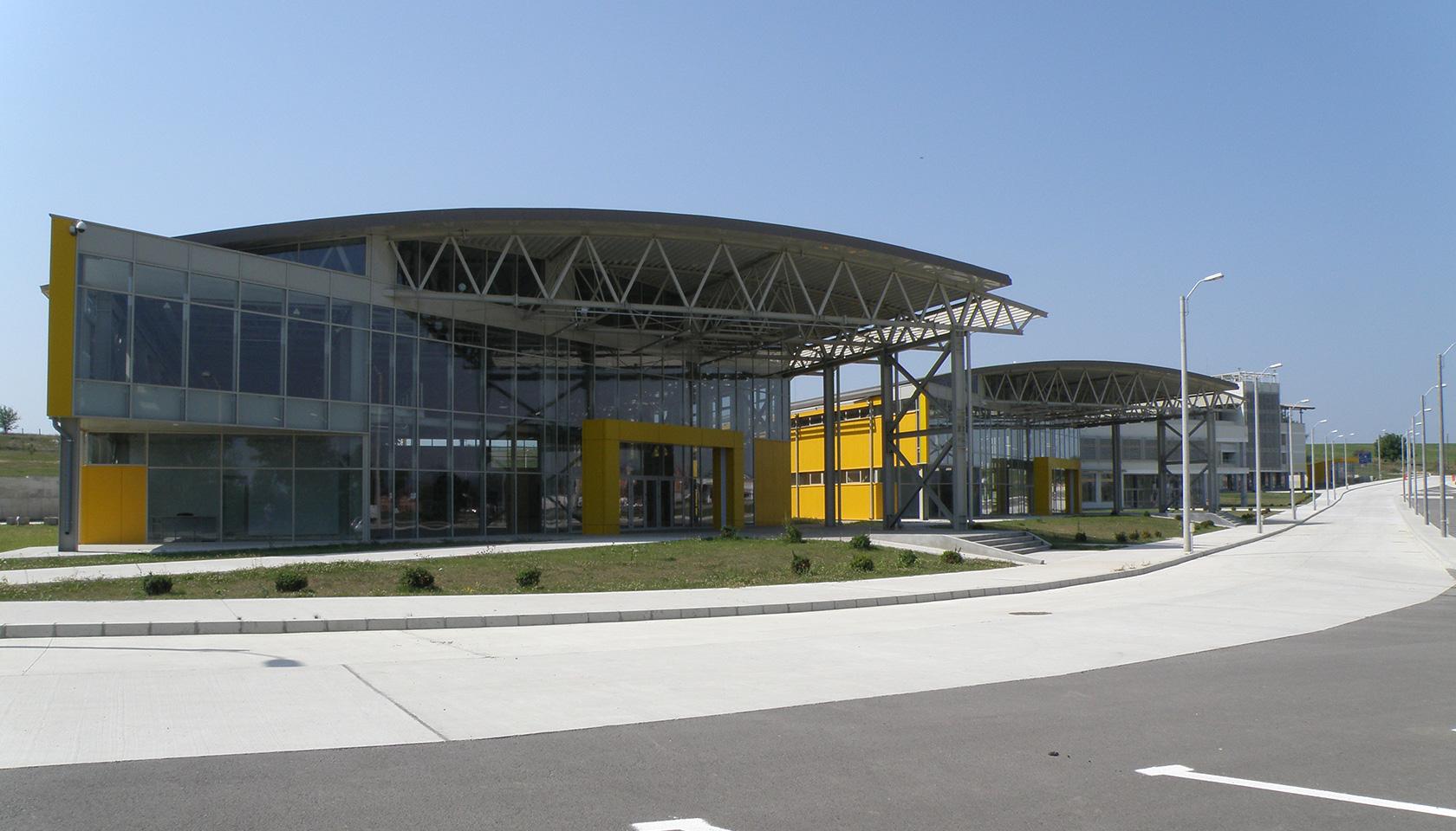 Centrul De Afaceri Si Expozitii Bacau