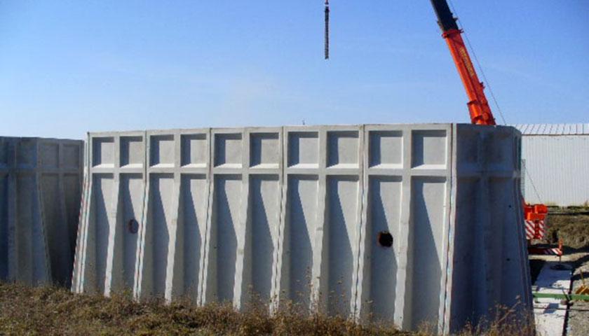 Bazine Din Beton Prefabricat