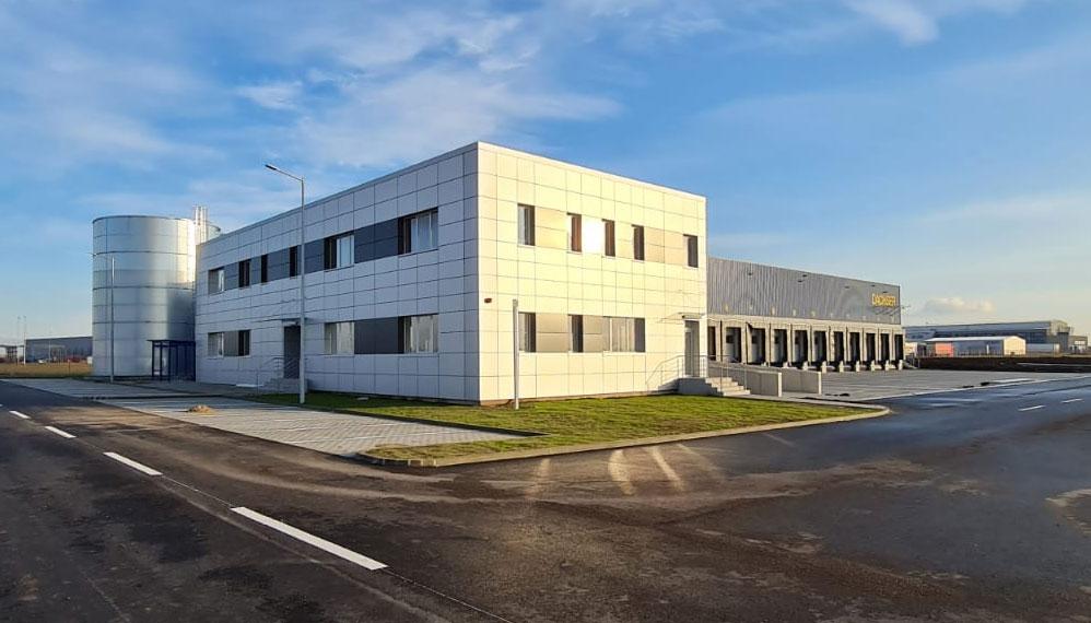 Centru Logistic Dachser Arad