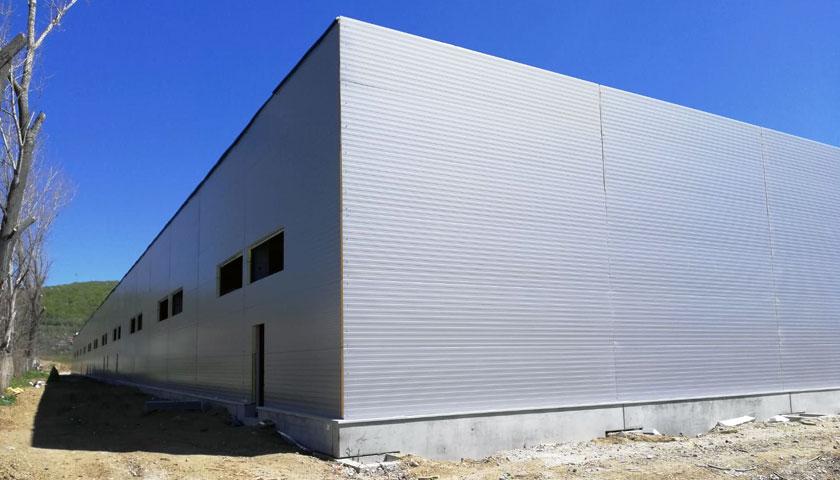 Hală Producție și Depozitare Componente Electronice ELEMASTER