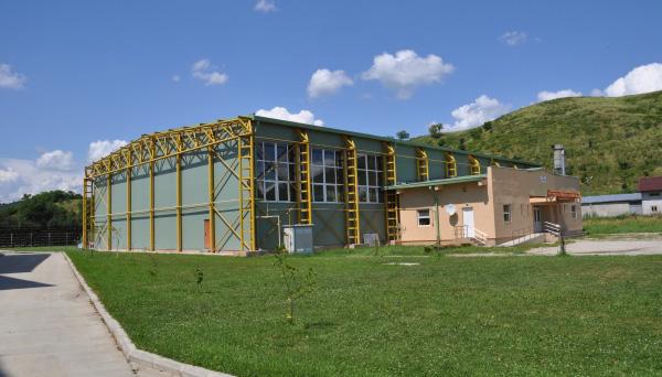 Sala De Sport Slanic-Moldova