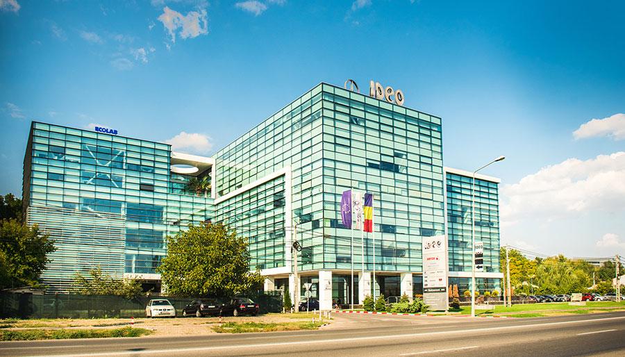 Centrul De Afaceri IDEO Iasi