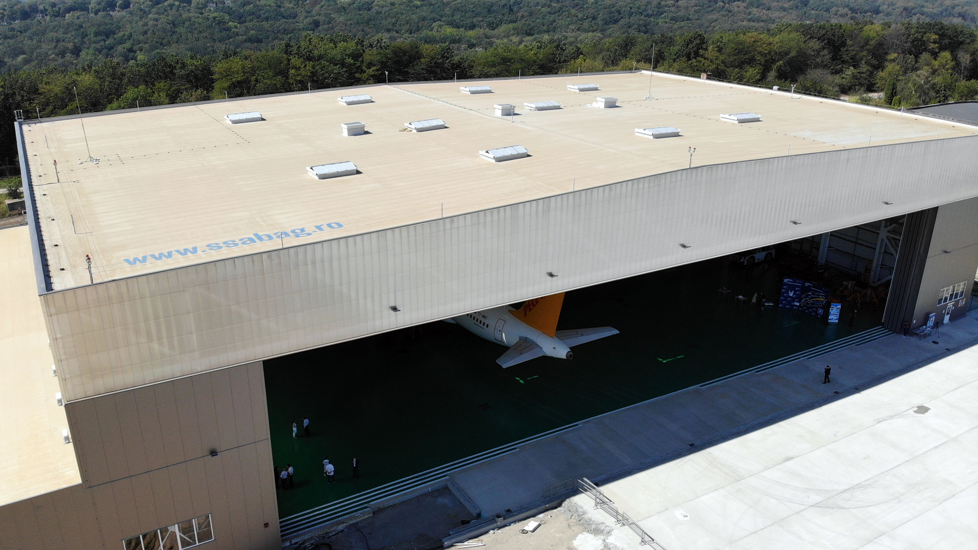 Hangar Aerostar Iași