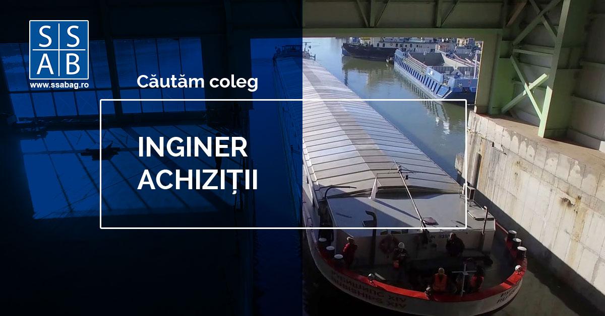 Inginer Achizitii